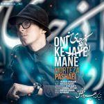 کاور آهنگ Morteza Pashaei - Oni Ke Jaye Mane