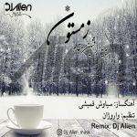 Afshin Moghadam ( DJ Alien Remix ) - Zemestoon