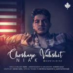 کاور آهنگ Danial Niak - Cheshaye Vahshit