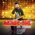 کاور آهنگ Adel Ghanbari - Arezoomi