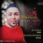 کاور آهنگ Milad Yari - Banoo