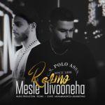 کاور آهنگ Rezmo - Mesle Divooneha
