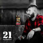 کاور آهنگ Sina Piroozfar - 21