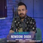 کاور آهنگ Ali Razavi - Nemidoni Digeh