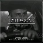 کاور آهنگ Mehran Tahmasebi - Ey Divoone