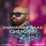 کاور آهنگ Shahriyar Raad - Chejoori