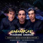 کاور آهنگ Pesarane Sharghi - Shahkar (Remix)