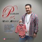 کاور آهنگ Ramin Mosavat - Pesaram