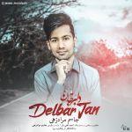 کاور آهنگ Jasem Moradzahi - Delbar Jan
