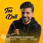 کاور آهنگ Mohammad Alanchari - Too Deli