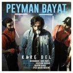 کاور آهنگ Peyman Bayat - Kare Del