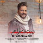 کاور آهنگ Ali Abdolmaleki - Salam