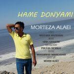کاور آهنگ Morteza Alaei - Hame Donyami
