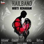 کاور آهنگ Hailband - Nisti kenaram