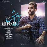 کاور آهنگ Ali Panah - Aramesh