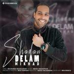 کاور آهنگ Shadan - Delam Mikhad