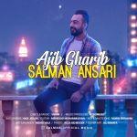 کاور آهنگ Salman Ansari - Ajib Gharib