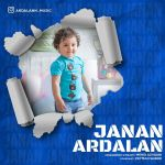 کاور آهنگ Ardalan - Janan