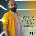 کاور آهنگ Milad Tehrani - Mesle Fereshteha