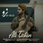 کاور آهنگ Ali Takin - Naro