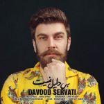 کاور آهنگ Davood Servati - Bi Dalil Nist