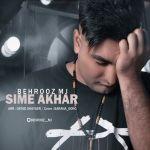 کاور آهنگ Behrooz Mj - Sime Akhar