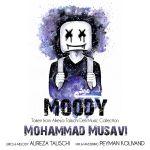 کاور آهنگ Mohammad Musavi - Moody